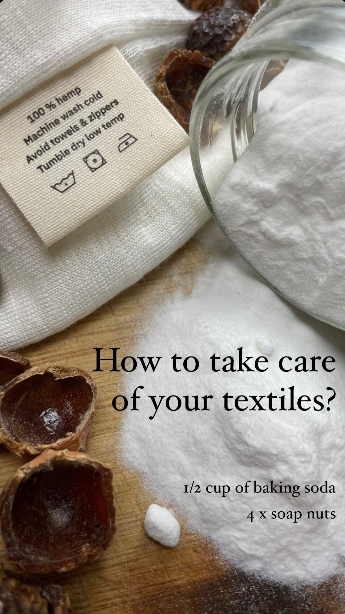 How to wash your clothes eco-friendly?